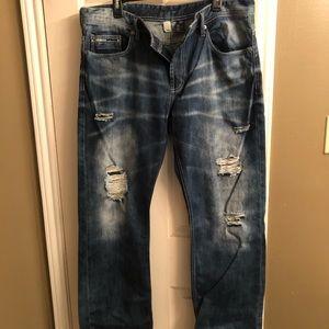 David Bitton Buffalo 38x32 Jeans